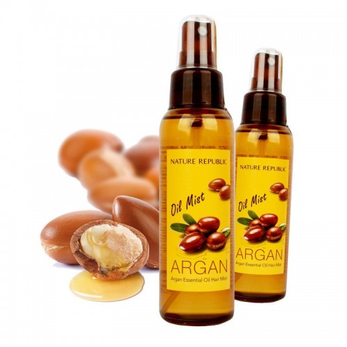 Масло-мист для волос Nature Republic Argan Essential Oil Hair Mist