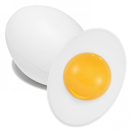 Яичный пилинг-скатка Holika Holika Smooth Egg Skin Re Birth Peeling Gel the yeon lotus roots 365 silky skin bubble peeling gel пилинг гель с экстрактом лотоса 100 мл