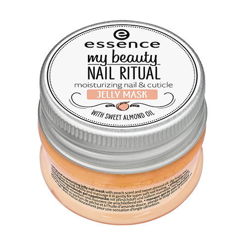 Питательная маска для ногтей и кутикул Essence My Beauty Nail Ritual Jelly Mask my beautiful diary my beauty diary mask refreshing hydra lock combination 23 мл 12 шт черная жемчужина 8 алоэ вера 4 clinique gentle cleansing 30ml 2 page 1