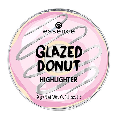 Пудровый хайлайтер с эффектом морозного мерцания Essence Glazed Donut Highlighter чехол для ipad pro 10 5 cellular line folioipadpro105b