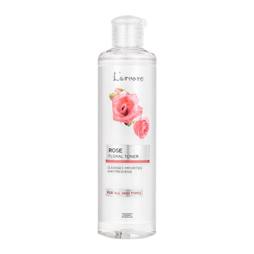 Освежающий тонер с экстрактом розы Rose Floral Toner layered one shoulder floral romper