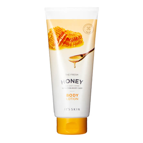 Питательный лосьон для тела с ароматом медового сиропа It's Skin The Fresh Honey Body Lotion 1 sec instantly body whitening cream moisturizer skin whitening body lotion bleaching cream 150ml