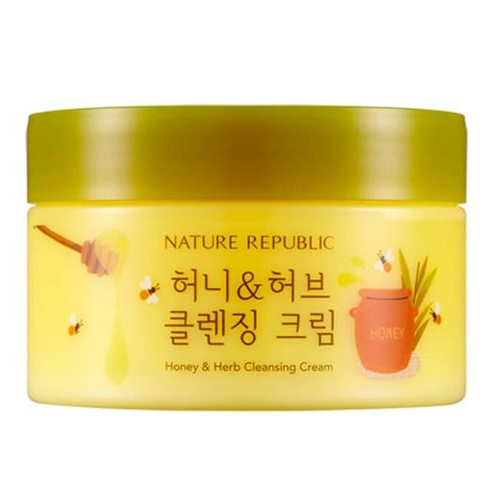 Очищающий крем с мёдом и травами Nature Republic Honey and Herb Cleansing Cream high quality ice cream honey filling machine 0 1000ml