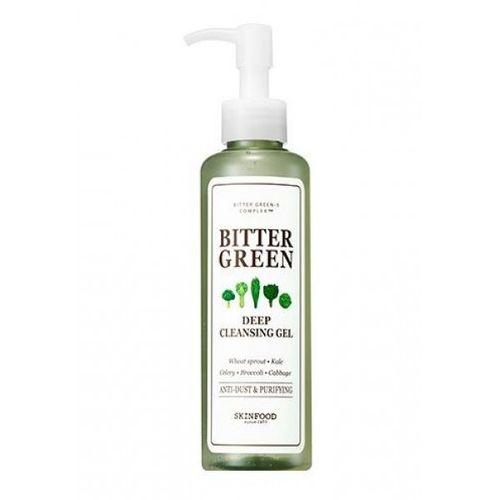 Гель для умывания SKINFOOD Bitter Green Deep Cleansing Gel маска skinfood bitter green clay soothing mask 145 г