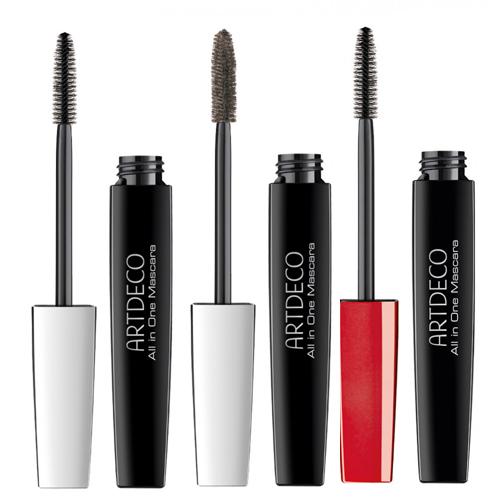 Тушь для объема и моделирования ресниц Artdeco All In One Mascara todo 10pcs all in one professional oval makeup brushses