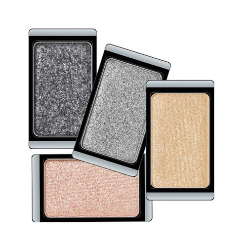 Тени для век с блестками Artdeco Eye Shadow Glamour nyx professional makeup тени для век с металлическим блеском prismatic eye shadow rose dust 21
