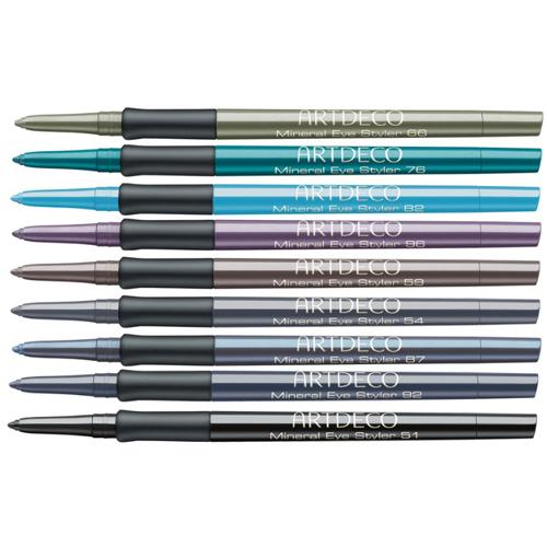 Выкручивающийся контурный карандаш для глаз с минералами Artdeco Mineral Eye Styler карандаш для глаз flormar pretty pretty styler eye pencil 107 цвет 107 queen blue variant hex name 516d85