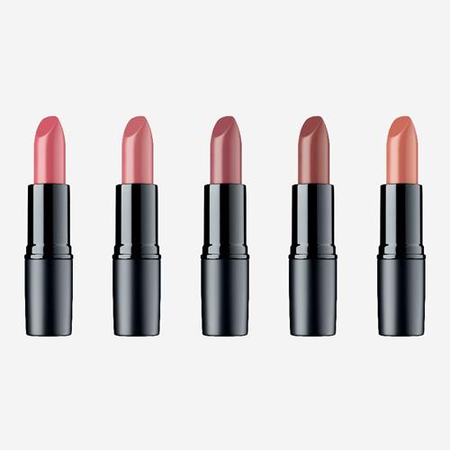 Стойкая матовая губная помада Artdeco Perfect Mat Lipstick каталог pink lipstick