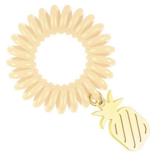Резинка-браслет для волос Invisibobble Tutti Frutti Pineappeal стоимость