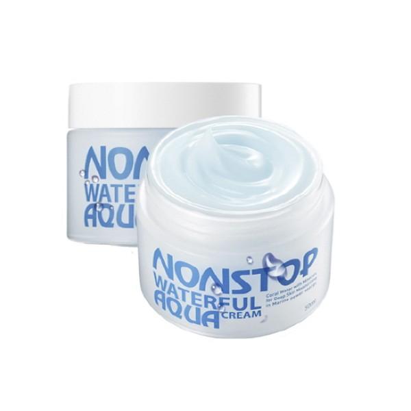 Увлажняющий крем Mizon Nonstop Waterful Aqua Cream