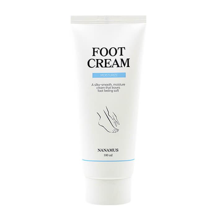 Смягчающий и увлажняющий крем для кожи ног Nanamus Nanamus Foot Cream