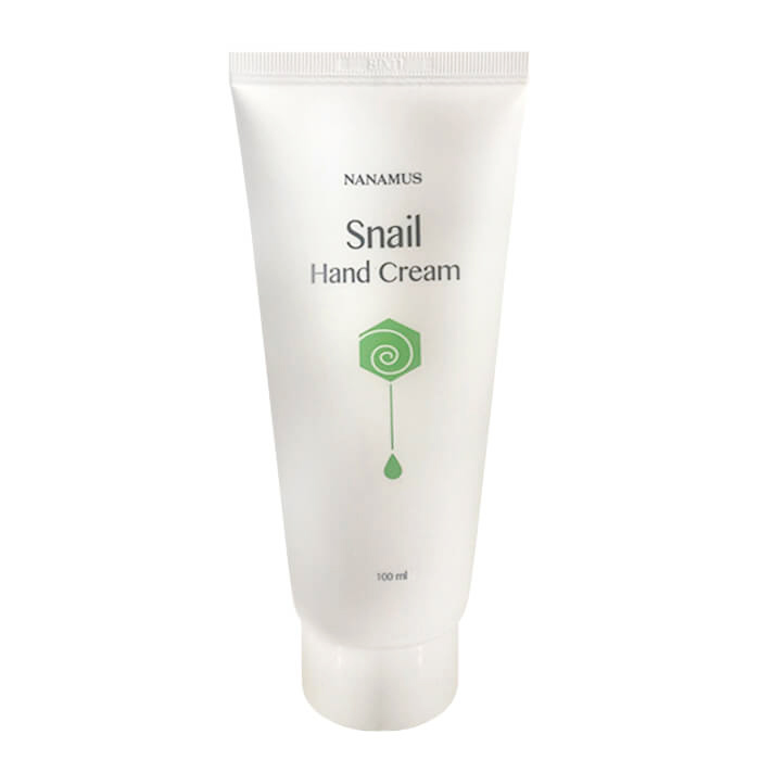 Крем для рук с муцином Nanamus Nanamus Hand Cream Snail кремы secret key snail крем гель для лица с муцином улитки snail repairing gel cream
