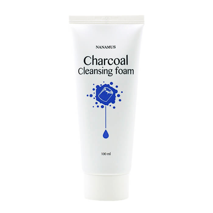 Пенка для умывания лица с древесным углём Nanamus Nanamus Cleansing Foam Charcoal акне cow brand gyunyu sekken skinlife medicated acne care cleansing foam объем 130 г