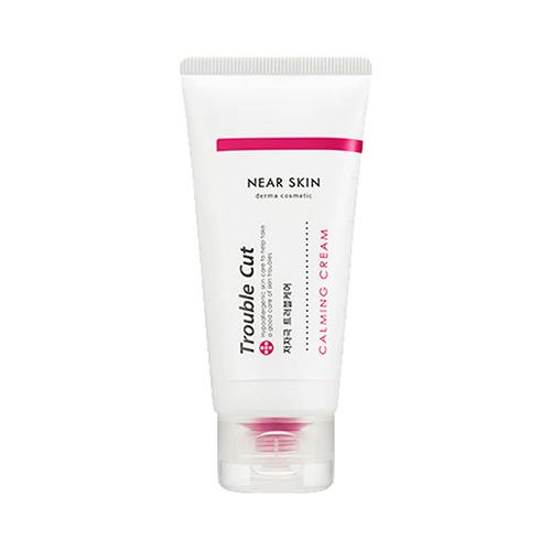 Успокаивающий крем для проблемной кожи Missha Near Skin Trouble Cut Calming Cream набор патчей для заживления акне missha speedy solution anti trouble patch set
