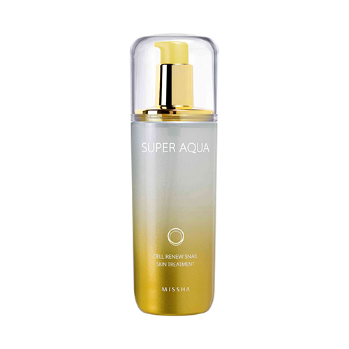 Missha Super Aqua Cell Renew Snail Essential Moisturizer patagonia super cell