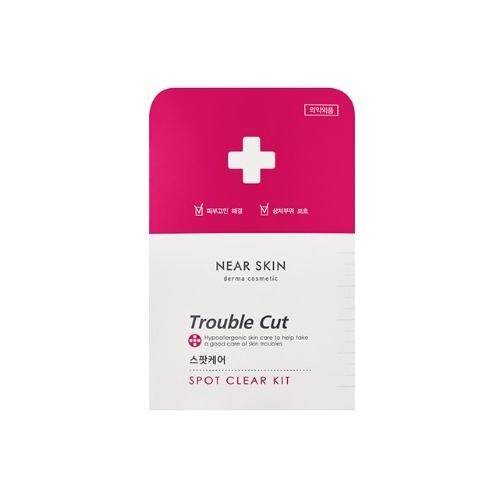 Патчи для проблемной кожи Missha Near Skin Trouble Cut Spot Clear Kit набор патчей для заживления акне missha speedy solution anti trouble patch set
