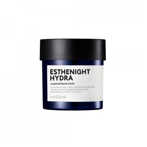 Ночная маска с минеральной и морской водой Missha Esthenight Hydra Concentrate Mask цены онлайн