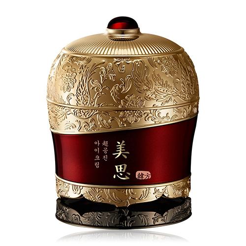 Омолаживающий крем с отварами восточных трав для кожи вокруг глаз Missha Misa Cho Gong Jin Eye Cream factory school wired 150mm 6 diameter gong fire alarm electric bell 25w ac 220