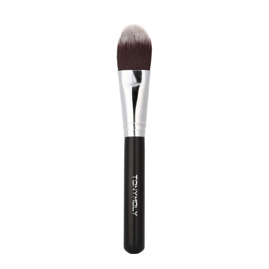 кисть для тональных средств Tony Moly Professional Foundation Brush кисть tony moly professional all about brush 1 шт