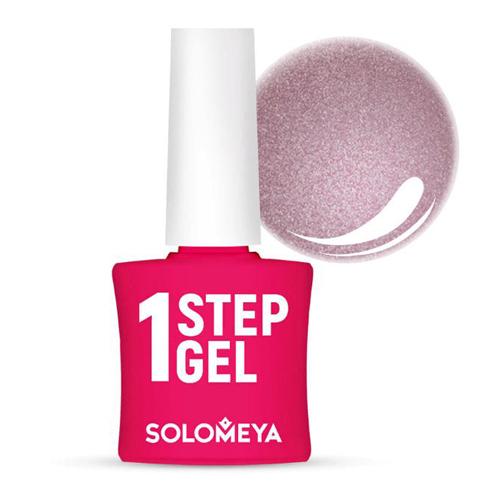 Однофазный гель-лак Гламур Solomeya One Step Gel 38 Glamour