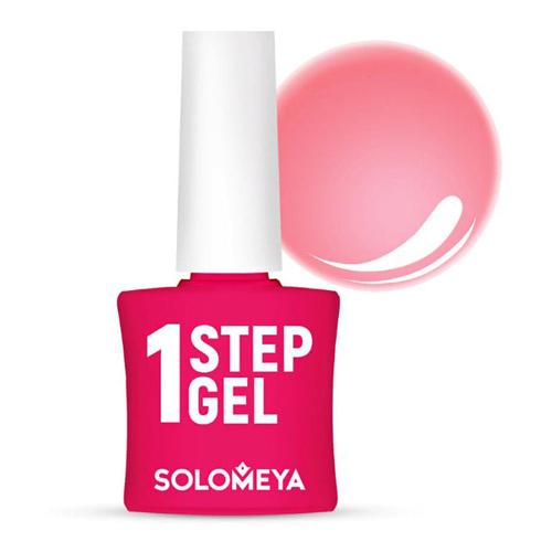 Однофазный гель-лак Сорбет Solomeya One Step Gel 9 Sorbet