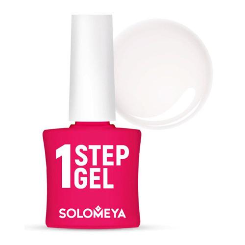 Однофазный гель-лак Молоко Solomeya One Step Gel 1 Milk