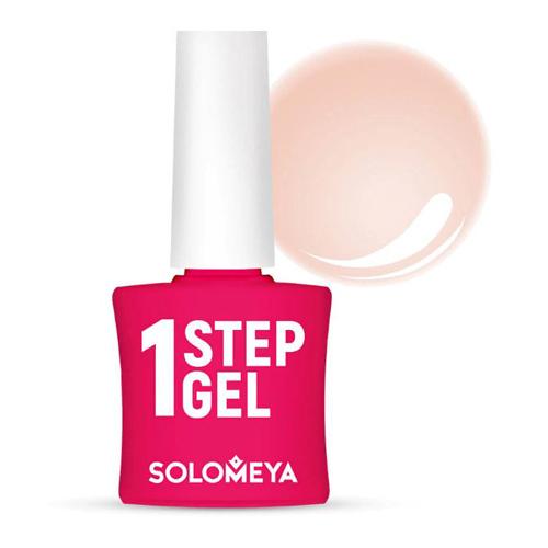 Однофазный гель-лак Персик Solomeya One Step Gel 3 Peach