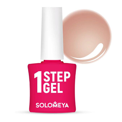 Однофазный гель-лак Какао Solomeya One Step Gel 15 Cocoa