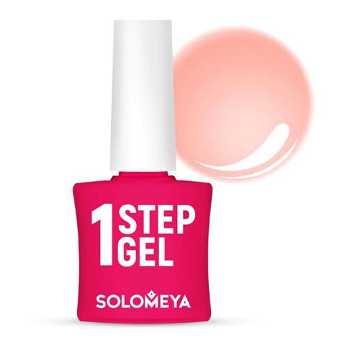 Однофазный гель-лак Дыня Solomeya One Step Gel 25 Melon