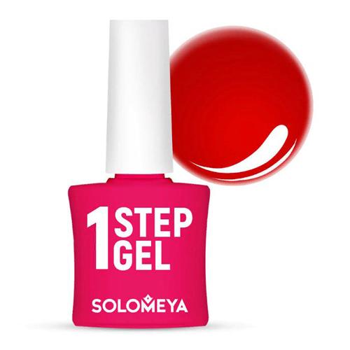 Однофазный гель-лак Перец Solomeya One Step Gel 19 Pepper