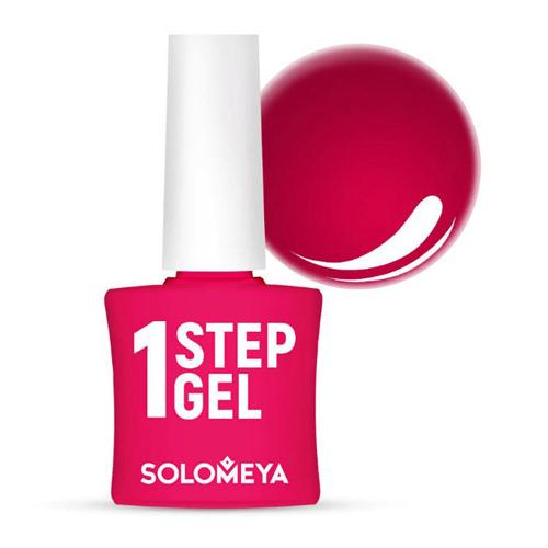 Однофазный гель-лак Страсть Solomeya One Step Gel 20 Passion