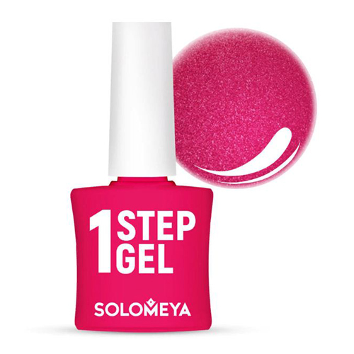 Однофазный гель-лак Турмалин Solomeya One Step Gel 32 Tourmaline