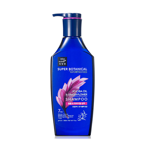 Восстанавливающий шампунь для объёма волос Mise En Scene Super Botanical Volume and Revital Shampoo botanical print longline dress