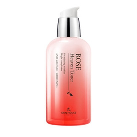 Тонер с розой The Skin House Rose Heaven Toner the skin house rose heaven cream крем для лица