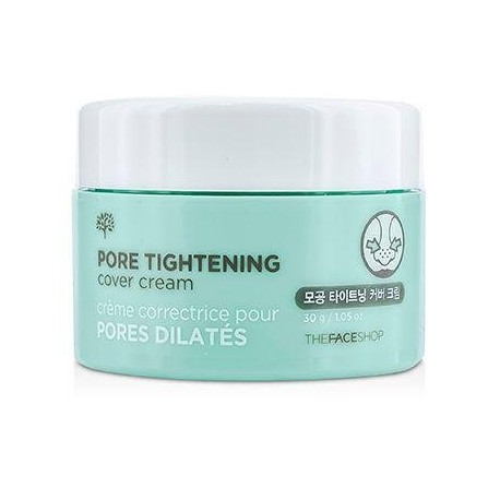 Крем для сужения пор The Face Shop Pore Tightening Cover Cream