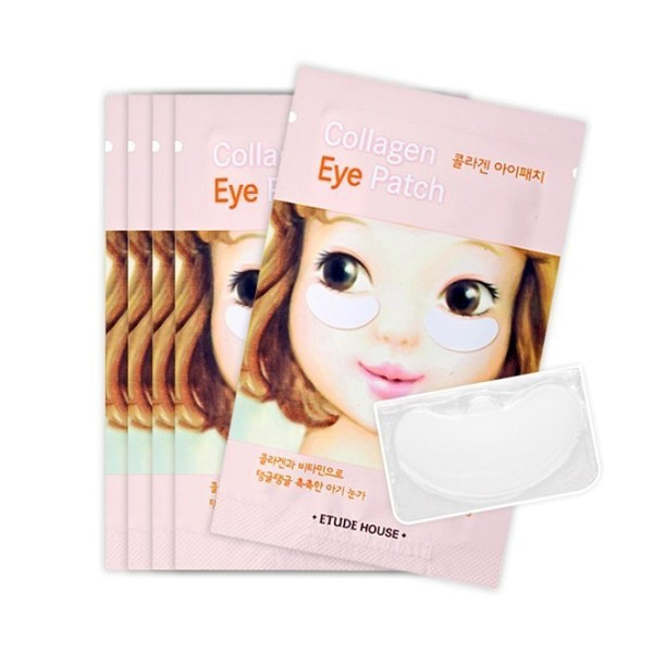 Коллагеновые патчи для глаз Etude House Collagen Eye Patch wifi 720p camera 1 0 megapixels hd h 264 onvif 2 0 4 mini security wireless outdoor waterproof ip66 night vision cctv camera