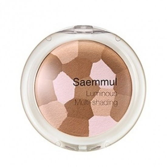 бронзатор The Saem Saemmul Luminous Multi-Shading