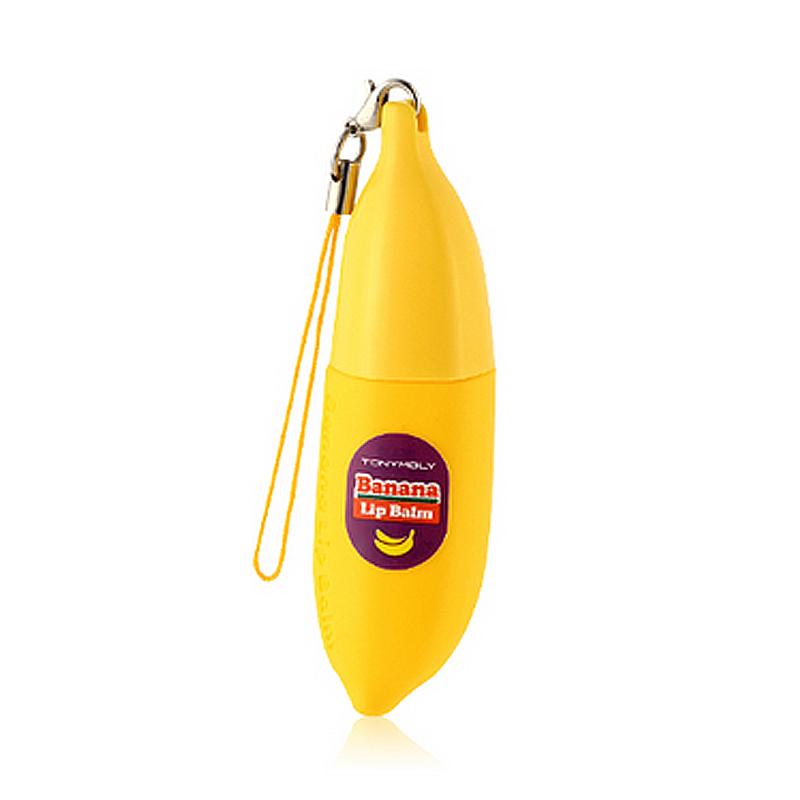 банановый бальзам для губ Tony Moly Delight Dalcom Banana Pong-Dang Lip Balm tony moly delight dalcom banana pongdang lip balm бальзам для губ