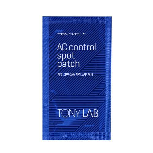 Патчи против акне/воспалений Tony Moly Tony Lab AC Control Spot Patch пенка tony moly tony lab ac control bubble foam cleanser объем 150 мл