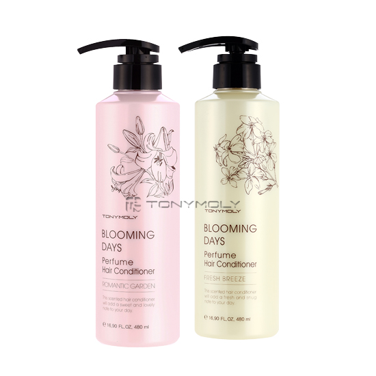 Tony Moly Blooming Days Perfume Hair Conditioner