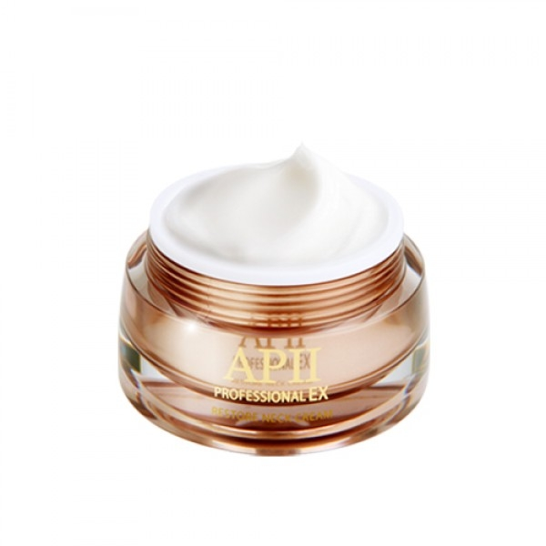 Крем для шеи и декольте The Skin House APII Professional EX Restore Neck Cream тональный крем the saem porcelain skin bb cream spf30 ра 02