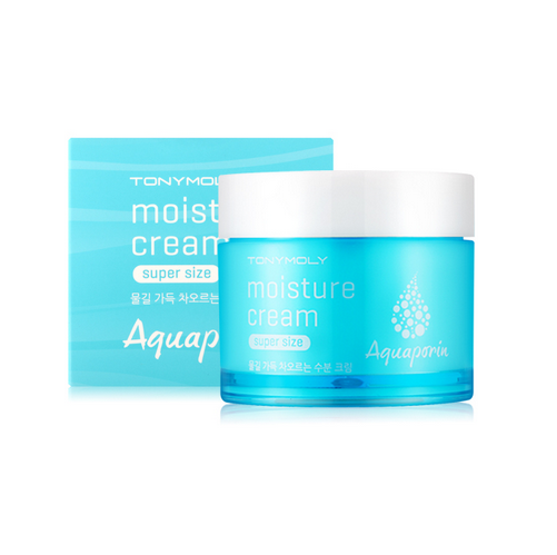 Аквапариновый крем Tony Moly Aquaporin Moisture Cream Super Size