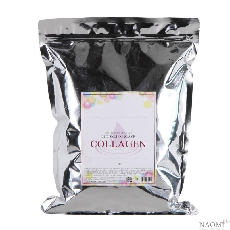 Альгинатная маска с коллагеном Anskin Collagen Modeling Mask Refill (1kg)