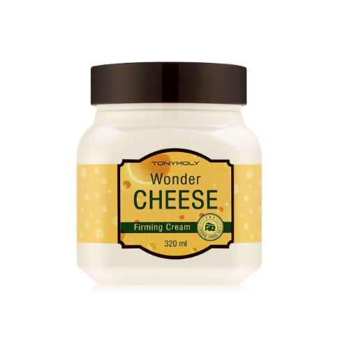 Укрепляющий сырный крем Tony Moly