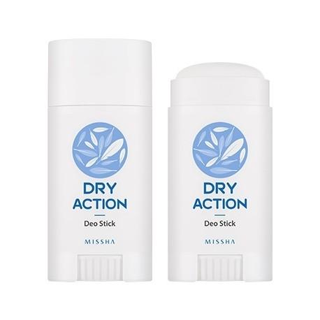 Многофункциональный дезодорант-стик Missha Dry Action Deo Stick