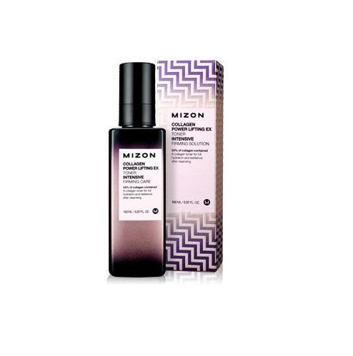 Коллагеновый тонер Mizon Collagen Lifting Ex Toner пилинг mizon pore control peeling toner