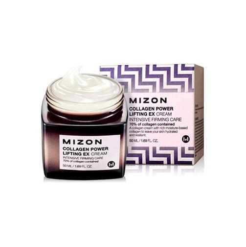 Коллагеновый крем Mizon Collagen Lifting Ex Cream крем mizon nonstop waterful cream объем 50 мл