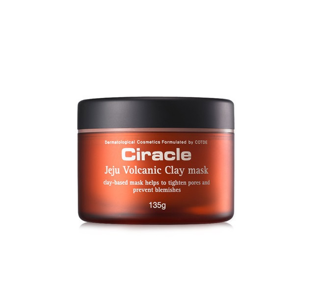 Маска с вулканической глиной Ciracle Jeju Volcanic Clay Mask маска matis clay mask balancing and purifying mask объем 50 мл