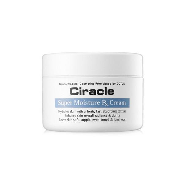 Увлажняющий крем с бетаглюканом Ciracle Super Moisture RX Cream
