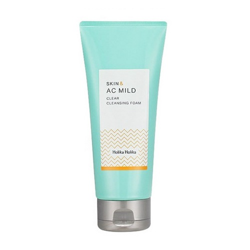 Пенка для проблемной кожи Holika Holika Skin and AC Mild Clear Cleansing Foam holika holika skin and ac mild clear cleansing foam пенка для лица очищающая 150 мл
